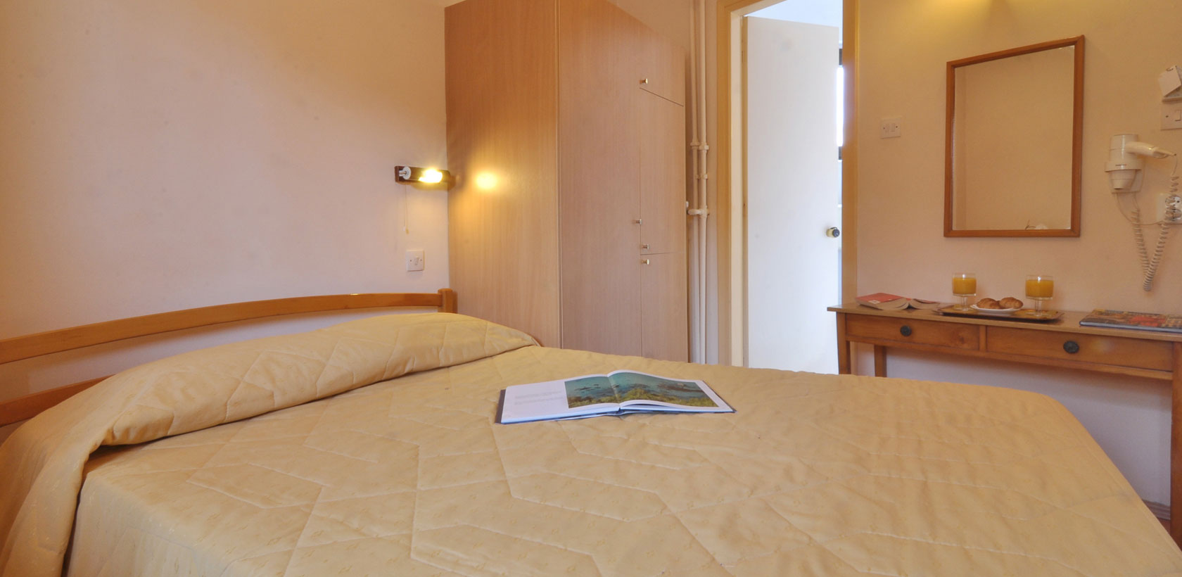 Corfu Accommodation - Single Room